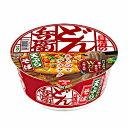【1ケース】日清のどん兵衛 天ぷらそば[西] 日清食品 12個入り