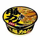 【1ケース】マルちゃん 黒い豚カレーうどん 東洋水産 12個入り