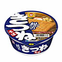 【1ケース】マルちゃん 紺のきつねそば 東洋水産 12