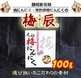 【靜岡市/梅辰】梅辰(うめしん)の元祖 梅にんにく100g