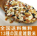 【国産プレミアム】13雑穀米250g【無添加】【国産100%...
