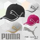 2009年NEWモデルプーマゴルフ【PUMA】ゴルフモノラインキャップ