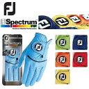 フットジョイ 手袋FOOTJOY FJスペクトラムFP ゴルフグローブFGFP ネコポス対応商品