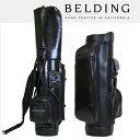 ベルディング キャディバッグ カルーセル 8.5型BELDING HBCB-850092