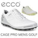 【大特価!】エコー ゴルフシューズ メンズ ケージ プロECCO CAGE PRO 133004 あす楽