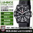 Luminox直営店 ref. 7051 38mm Colormark[腕時計/レディース]