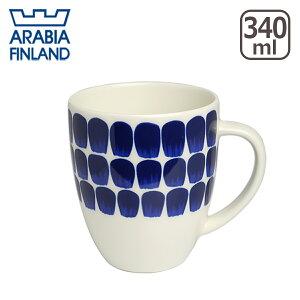 アラビア トゥオキオ コバルトブルー マグカップ フィンランド