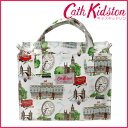 【MVP受賞!!】期間限定%offセール!!キャスキッドソン♪ボックスバッグ ロンドンホワイト CATH KIDSTON【kzxeu7t】【円高還元】【楽ギフ_包装】
