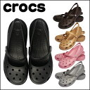 crocs クロックス レディース シャイナ ウィメンズ lady's Shayna オフィス パンプス サンダル[北海道・沖縄は別途540円かかります]
