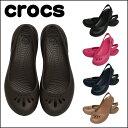 crocs クロックス レディース セア ウィメンズ フラット lady's thea Flat (マリンディタイプ) オフィス パンプス サンダル【北海道・沖縄は別途540円かかります】【楽ギフ_包装】