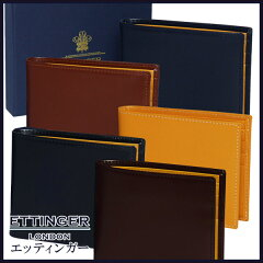 Ettinger Bridle Hide Billfold 030CJR