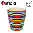 【3%offクーポン】iittala イッタラ Origo(オリゴ) マグカップ 250ml オレンジ マイカップ