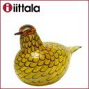 イッタラ バード トイッカ iittala (BIRDS BY TOIKKA) SUMMER GROUSE 150x110mm ライチョウ イエロー イッタラ/...