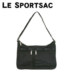 <strong>レスポートサック</strong> LE SPORTSAC 7507 ショルダーバッグ デラックスエブリデイ DELUXE EVERYDAY BAG BLACK 5982 ギフト・のし可
