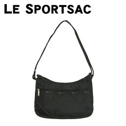 <strong>レスポートサック</strong> ショルダーバッグ クラシックホーボー LeSportsac classic hobo 7520 BLACK 5982 ギフト・のし可