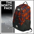 THE NORTH FACE JESTER(ジェスター) バックパック RED CLAY PLAID◆ザ・ノースフェイス