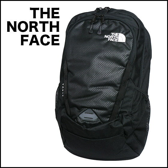 ノースフェイス リュック THE NORTH FACE VAULT ヴォルト バックパック BLACK メンズ レディース 02P18Jun16
