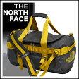 THE NORTH FACE ベースキャンプ ダッフル S A.GREY/L.YELLOW◆ザ・ノースフェイス BC DUFFEL