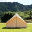 ノルディスク Ydun 5.5 Basic Cotton Tent With Sewn-In Floor 142022 ユドゥン 5.5 ベーシック コットン テント 1-4人用