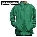PATAGONIA パタゴニア トレントシェルジャケット メンズ アウター ジャケット ナイロン 防水 ハイキング 登山 アウトドア 83801 GREEN SUPER SONIC