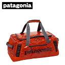 ◆PATAGONIA パタゴニア バッグ 49335 ブラックホール ダッフル 45L エクレクティックオレンジ