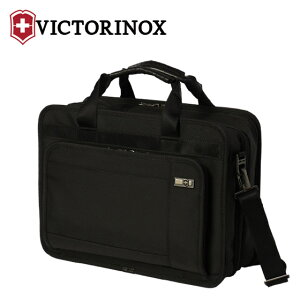 ビクトリノックス VICTORINOX ビジネス モンティチェロ エクスパンダブル デュアル コンパートメント