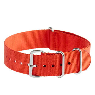 It is crew Watch strap watch strap (RETRO ORANGE) J.CREW Jay