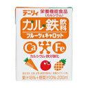 カル鉄飲料 フルーツ&キャロット 200ml×24本入 南日本酪農協同 デーリィ ※北海道・沖縄は送料として別途500円申し受けます。