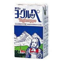 2ケースご購入で [ 送料無料 ] 宮崎県からお届け ヨーグルッペ1000ml×6本入×2ケース 宮崎で人気の乳製品乳酸菌飲料(殺菌)です ※北海道・沖縄は送料として別途500円申し受けます。