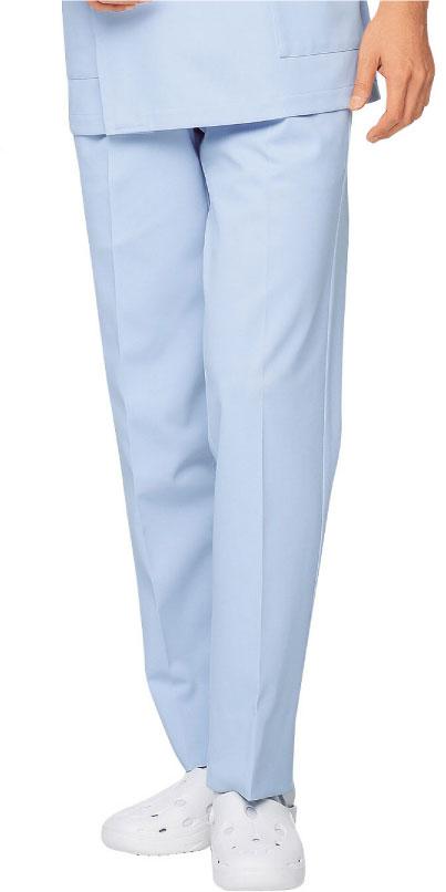 白衣ズボン 自重堂 ホワイセル WH10916 メンズツータックパンツ 制菌加工 男性 看護師白衣(wh10916jic)