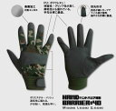 作業手袋 ハンドバリア 迷彩 ポリウレタン手袋 シモン(hb40simon)
