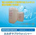 業務用食器洗浄機用洗剤 おおぎやプロウォッシャー 10L×2 硬水対応 (送料無料)(代引き不可)