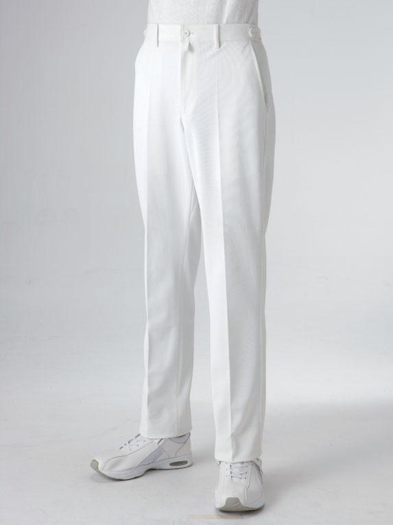 白衣ズボン ケーシー用パンツ 男性用 ミズノ ...の紹介画像3