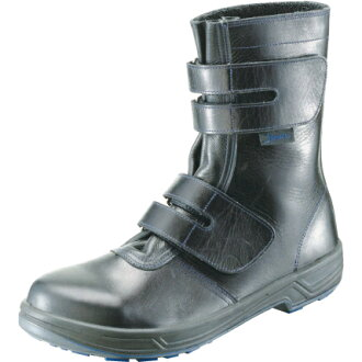 Safety shoes Simon simon トリセオ feature magic 8538 SX three-layer bottom