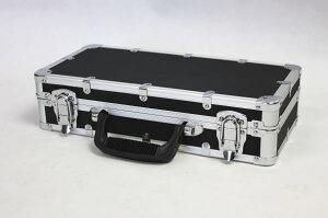 【訳あり特価】ハードアタッシュ型40サイズ黒ブラックガンケース[AG-1966][AG-4158]