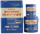 【送料無料】クレオソート油R【強力木材防腐剤】14kg/1缶 【K】