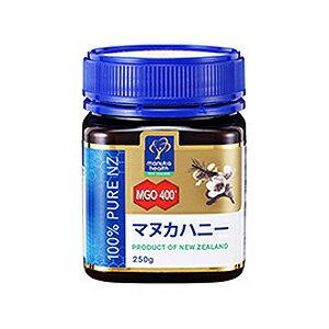 【生活雑貨】【送料無料】【蜂蜜】コサナ マヌカハニー MGO400+ 250g【UR】