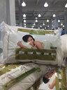 【生活雑貨】【コストコ】allerease 枕 オーガニック コットン まくら 【2個セット】 50cm × 71cm ALLEREASE 寝具 まくら コストコ枕【Z】