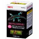 【PET】GEX エキゾテラ 栄養補助食品 爬虫類・両生類用 カルシウム+ビタミンD3 40g PT1855 【J】(PET) JAN4972547020673