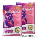 【PET】【2袋セット】【正規品】ソリッドゴールド カッツフラッケン(全年齢 猫用) 1.8kg×2袋セット【T】