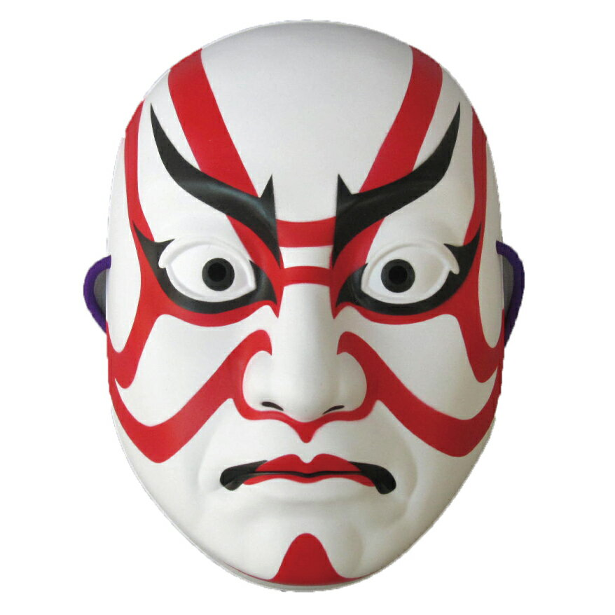 japanese demon fox mask