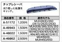 マキタ makita 生垣バリカン用 チップレシーバ A-49862 [B040605]