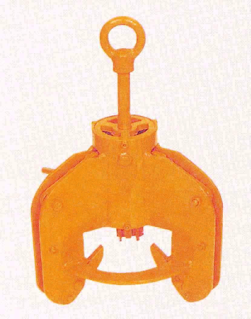 【◆◇マラソン!ポイント2倍!◇◆】ネツレン 丸棒吊クランプ 1/2ton OV型 [A020124]