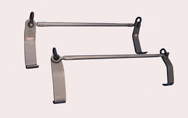 ネツレン 連結棒付板ハッカー 4ton LP-W型 [A020124]