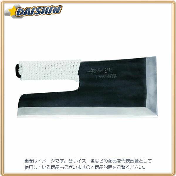 豊稔 鍛冶宗匠光山作 反型黒打麺切包丁 300mm A-1127 [D012101]