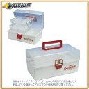 メイホー MEIHO 【在庫品】 救急箱 DX ((6)) クリア/ホワイト [A180109]