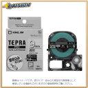 キングジム Pテープマットラベル透明白文字 [20715] SB9TS [F011408]