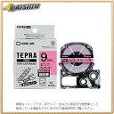 キングジム テプラPROテープ強粘着タイプピン/黒字 [00028514] SC9PW [F040115]