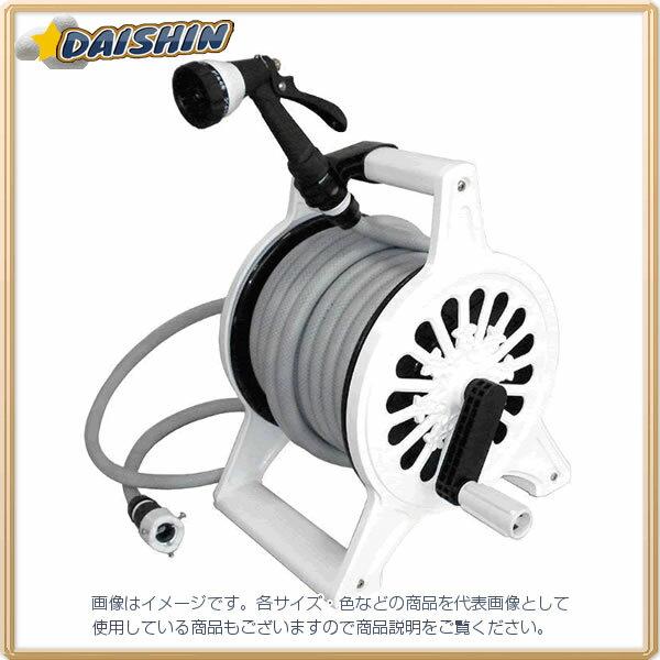 三洋化成  ロゼットリール ホワイト RR4-ST20W [B020108] ホースリールならダイシン工具箱におまかせ!