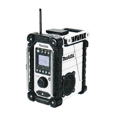 マキタ 充電式ラジオMR107/MR107W